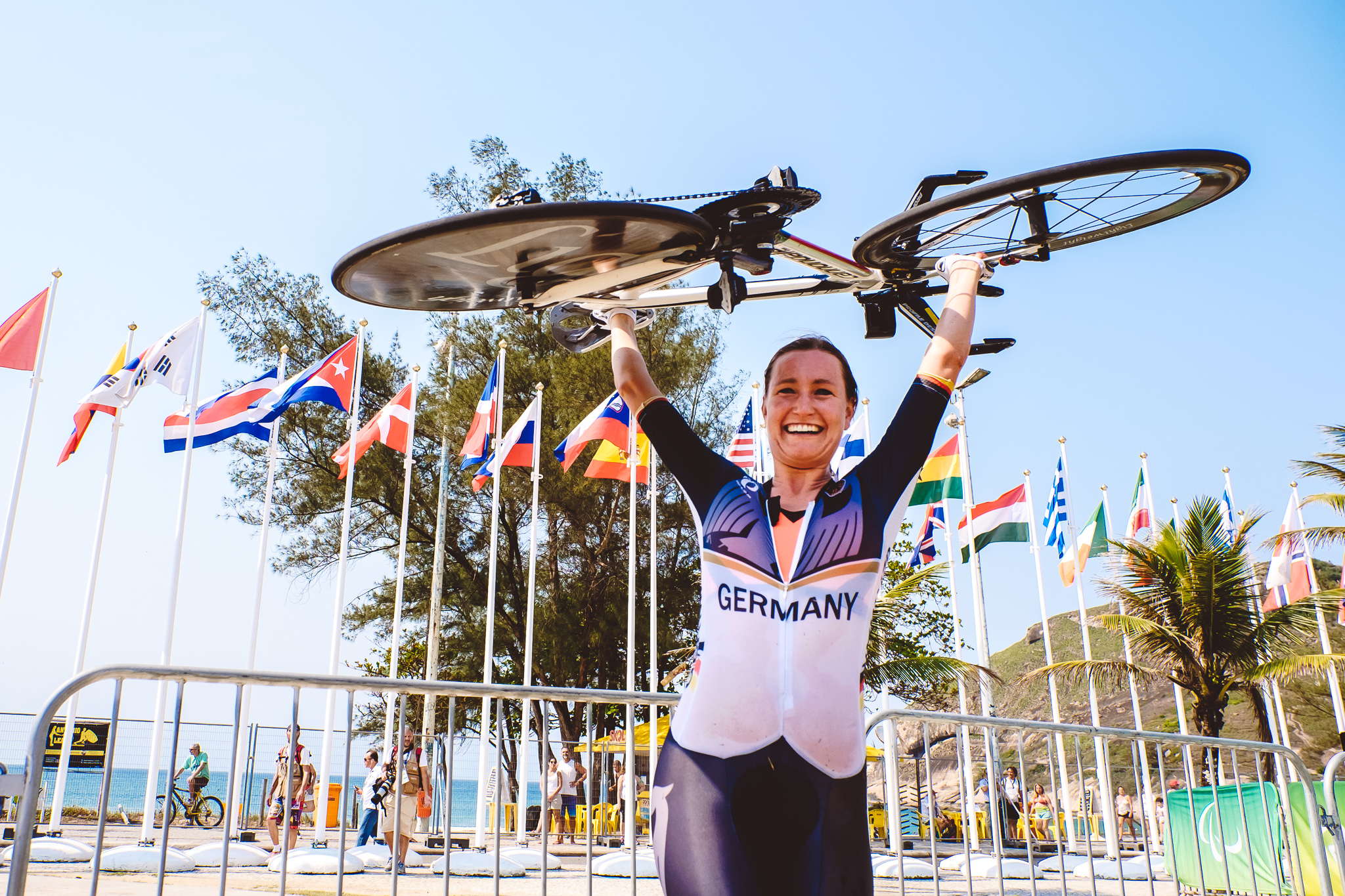 Andi Weiland Paralympics 2016 in Rio