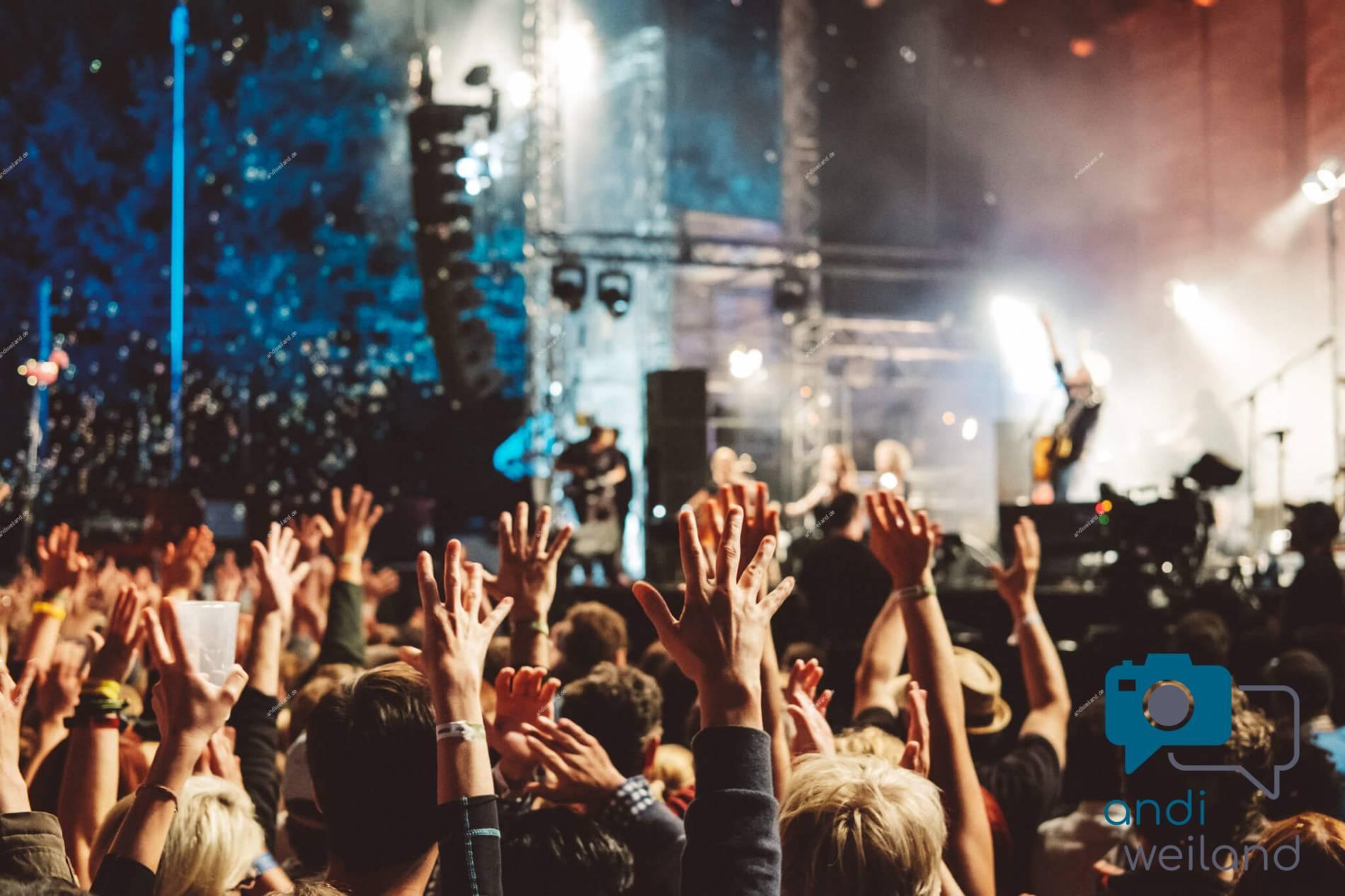 Andi Weiland Haldern Pop Festival