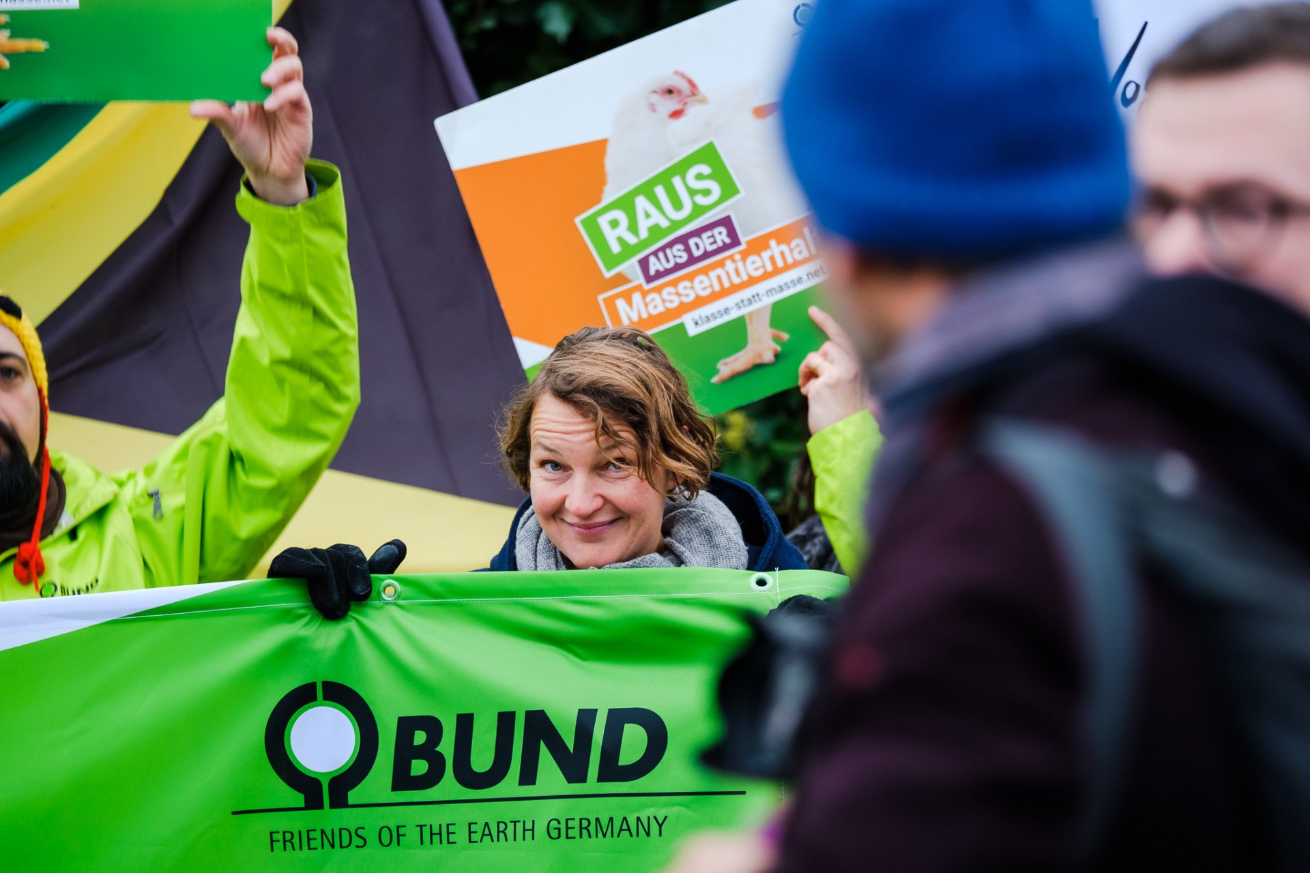 Andi Weiland BUND gegen Massentierhaltung